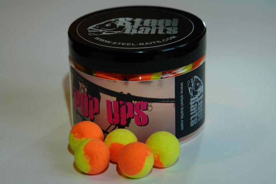 Steel Baits Sweet Scopex Pop Ups 100ml Pop Ups