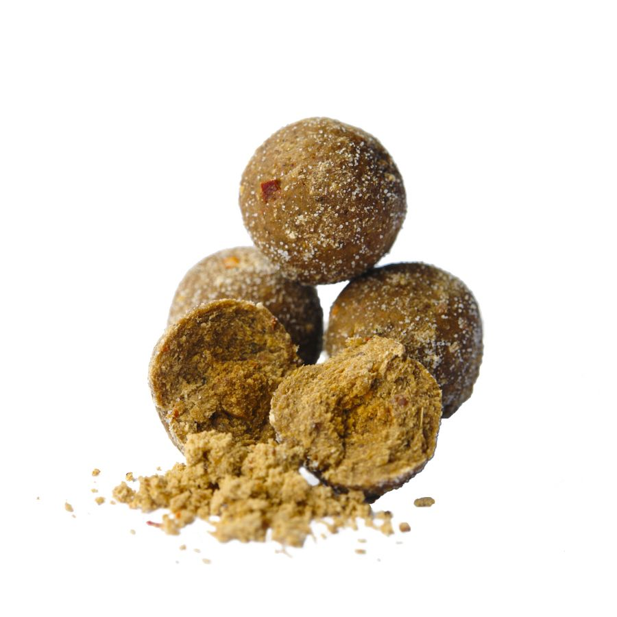 Steel Baits Ginger Impact 5 kg Boilies