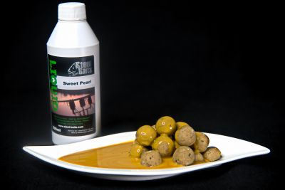 Steel Baits Sweet Pearl Liquid 500ml